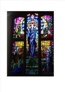 Cropper Memorial window 1974